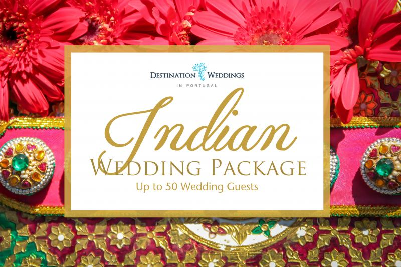 Indian Wedding Pack By Destination Weddings In Portugal