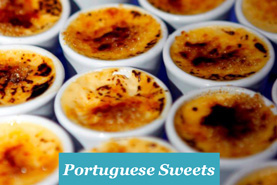 Portuguese sweets