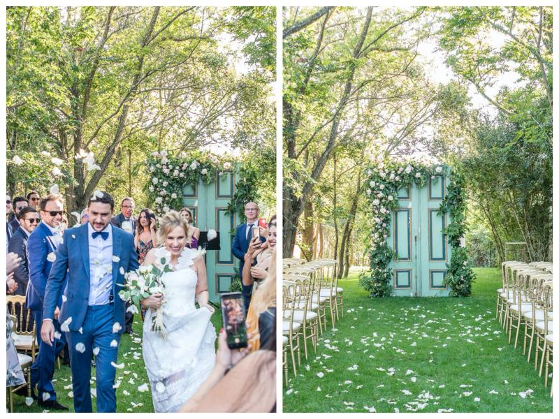 Charming Wedding Ceremonies in Portugal at Quinta do Torneiro