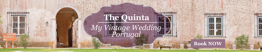 the quinta my vintage wedding portugal