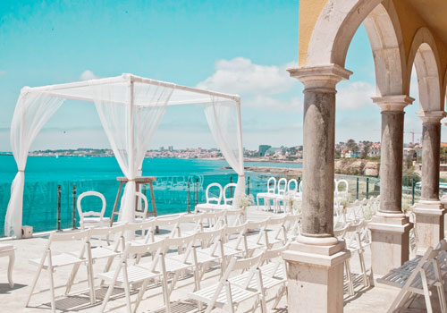 wedding venue by the sea villa sao paulo